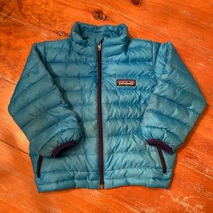 Patagonia down sweater toddler 2T